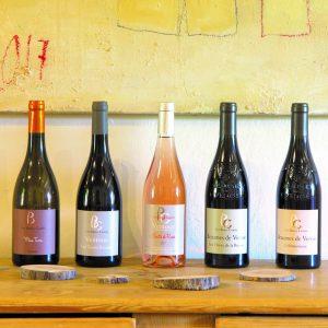 Les vins domaine les baies gout